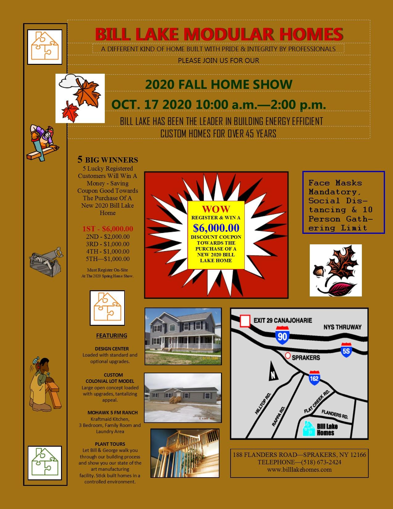 2020 Fall Home Show